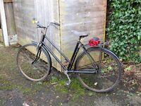 1940's BSA Ladies Bicycle (£65 ovno)