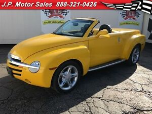 2005 Chevrolet SSR Automatic, Leather, Convertible, Only 53,000k