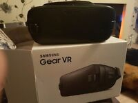 Brand new samsung gear vr headset never been used.