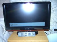 PHILIPS LCD TV 22 INCH