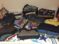 Boys Clothes Bundle Ideal for Nursery. 3-4 years 4-5 years
