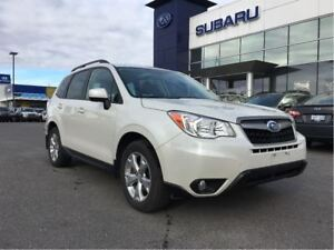 2015 Subaru Forester 2.5i Touring Package