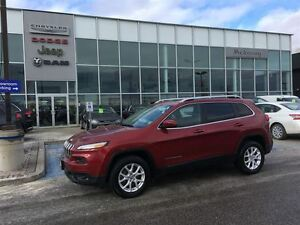 2014 Jeep Cherokee North 4X4 PANO SUNROOF REMOTE START HEATED SE