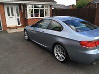 BMW. 320d M Sport.