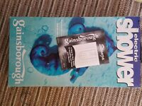 brand new gainsborough electric shower