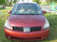 2004 Nissan Quest S/SL/SE