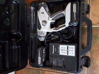 14.4v Panasonic sds hammer drill
