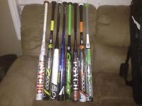 Slo-pitch bats for sale - all brand new