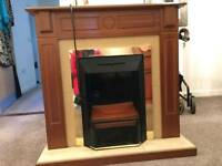 Very nice electric fire