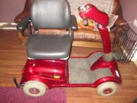 Electric Mobility Rascal Scooter Spares Or Repairs