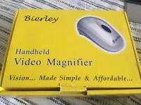 Bierley Handheld Magnifier