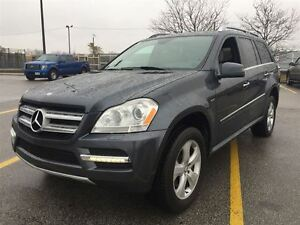 2011 Mercedes-Benz GL-Class GL350 BlueTEC | power group | revers
