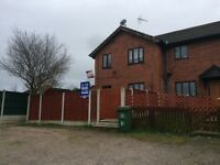 2 Bed Spacious Terrace For Rent, 15 Portland Drive Market Drayton, Available the end of June