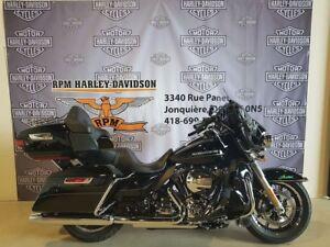 2016 Harley-Davidson FLHTKL Electra Glide Ultra Limited Low