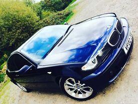 BMW 320ci saloon 2.2