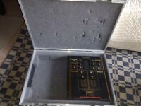 Flight case for DJ mixer CDJ's excellent quality very strong