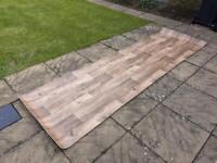 Wood floor Effect Vinyl Flooring
