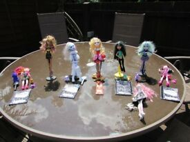 Monster High and Ever After Dolls