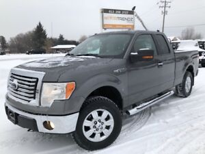 2010 Ford F-150 XL Ext 4x4 with 5.4L v8!