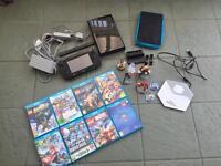 Wii U console 32gb premium pack bundle