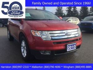 2010 Ford Edge SEL | Local Trade | Heated Front Seats