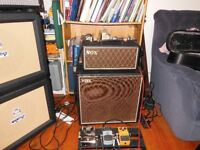 VOX PATHFINDER AMP AND CABINET