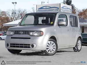 2009 Nissan Cube 1.8S loaded wagon