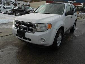 2008 Ford Escape XLT, Alloy wheels, fog lights