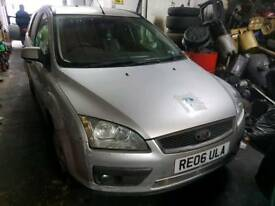 FORD FOCUS 1.6 TDCI MANUAL DIESEL QUICK SALE SPARES OR REPAIR