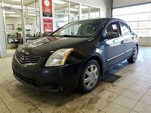 2010 Nissan Sentra 2.0 S A/C, TOIT OUVRANT, BLUETOOTH, CRUISE CO