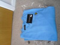 LYLE & SCOTT V JUMPER