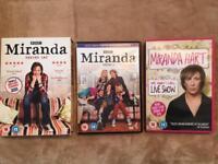 Miranda Hart DVD Bundle