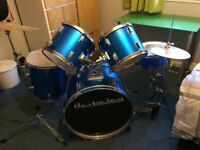 Berkeley 5 piece drum kit