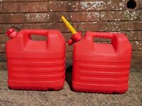 Fuel (Petrol) Tanks - 20 Litre