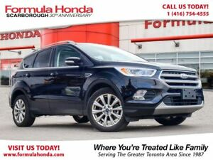 2017 Ford Escape $100 PETROCAN CARD NEW YEAR'S SPECIAL!