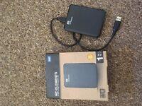 WD Elements 1TB Portable Harddrive