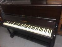BURLING & MANSFIELD UPRIGHT PIANO