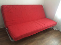 Second hand IKEA sofa bed