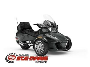 2018 Can-Am Spyder RT  Limited SE6