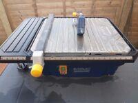 Mac Allister 750w Tile Cutter with Laser