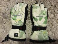 Ski childrens gloves