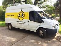 OXFORD MAN AND VAN, thorough and reliable