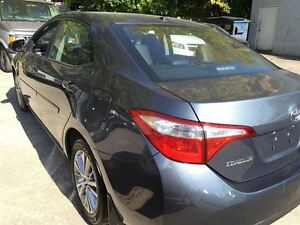 2014 Toyota Corolla LE/NAVIGATION/LEATHER/LOW, LOW KMS! Kitchener / Waterloo Kitchener Area image 4
