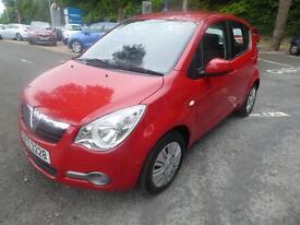 Vauxhall Agila S ECOFLEX (red) 2013-06-19