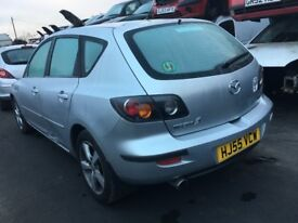 2005 MAZDA 3 TS2 (MANUAL PETROL)