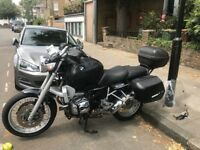 RARE 2001BMW R850R CLASSIC, ROADSTER, FULL LUGGAGE + MANY EXTRAS