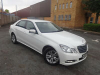 Mercedes-Benz E Class E220 Cdi Blueefficiency Ss SE Saloon Auto Diesel 0% FINANCE AVAILABLE