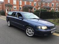 2004/04 REG VOLVO V70 D5 SE AUTOMATIC DIESEL 7 SEATER £1350