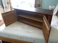 Blanket Box in wood