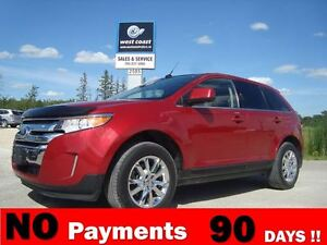 2011 Ford Edge Limited AWD *Navigation/Panoramic Roof*